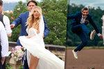 Vdaná Andrea Kerestešová Růžičková by mohla školit Gregorovy: Takhle se tají veselka!