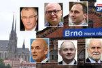 Jihomoravská debata Blesku: Obhájí Hašek i přes aféry post hejtmana?