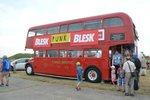 Velký bonus leteckého víkendu: Relax u BLESKU v legendárním londýnském doubledeckeru