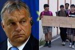 Orbán přitvrdil. Západní politici jsou nebezpeční a šíří islám, tvrdí