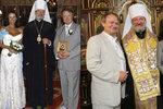Manželé Adamcovi slaví 10. výročí: Svatbu jim odsvědčil Gott!