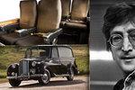 Unikátní aukce: Lennonův pohřebák s pěti popelníčky!