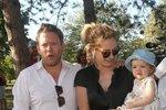 Matěj Ruppert je dvojnásobným tátou: Má druhou holčičku!