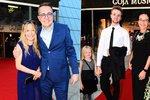 Exmanželé Šmuclerovi se sešli na muzikálu: Dcera Justina vyvedla přítele!