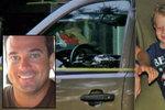 Otec zapomněl syna v rozpáleném autě: Všiml si ho po osmi hodinách jen náhodou