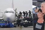 Ženské komando osvobodilo rukojmí. Zemanovou zaujal na Dnech NATO bitevník