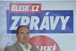 """""""Zeman cituje z programu DSSS, jsme na jedné lodi,"""" míní odsouzený Vandas a kandiduje v Ústí"""