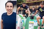 Johan Mádr z Ulice: Volný čas tráví mezi kontejnery