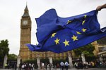 "Evropský parlament si ""sladil noty"" na brexit: Trvá na rovných právech s Brity"