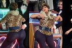 Hybnerová vyšpulila obří zadnici v legínách: Mohla by konkurovat Pawlowské i Kim Kardashian!