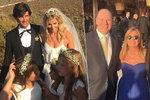 Sňatek české modelky ozdobila modrá krev: Na svatbu Maxové dorazil monacký princ!