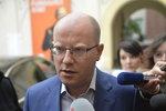 Sobotka půjde zřejmě k výslechu kvůli reformě, exdetektiv mluvil 12 hodin
