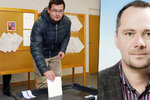 """Bych se poblil."" Poslanec ČSSD a krajský šéf si nadávali ve volebním štábu"