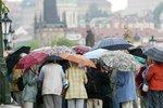 Pršet bude i na začátku května. Až na 24 stupňů se oteplí ke konci měsíce