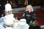 Marika Gombitová slavila šedesátku: Před tisíci diváků plakala dojetím