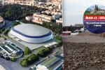 Ostuda města Brna: Zimní stadion nikde, zůstala jen zastávka!