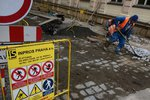 Praha vstoupí do nového roku »rozkopaná«. Kde se práce chystají a kde naopak brzy skončí?