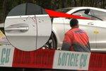 Záhada zakrváceného auta: Seděl v něm zbitý řidič