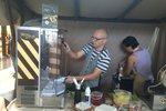 Čokoládový kebab, pivo nebo víno: V Praze startuje festival sladkého mlsání