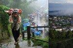Nejmokřejší místo na Zemi: Během roku tu spadne na 12 metrů vody!