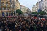 Kam 28. října? Oslava na Staromáku, protesty i procházka za pověstmi