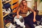 Moderátorka Petra Svoboda ukázala nepořádek u sebe doma: Doteď ho prý neviděla