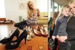 Spořivá Lucie Hadašová je královnou sekáčů: Luxusní kousky prodává levně