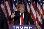Trump prezidentem: V prvním projevu slíbil obnovu infrastruktury