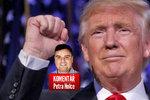Komentář: Trump vzal Ameriku útokem, Češi by se měli vyzbrojit