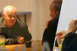 Co snídá moderátor Jan Kraus a herec Bob Klepl? Tomu neuvěříte…