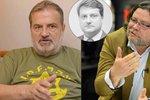 Mohorita to schytal od Vondry a Horáčka. Sovětskou režii 17. listopadu odmítli