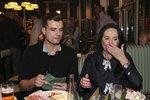 Gregorová s Koptíkem po zrušených zásnubách: Něžnosti na veřejnosti