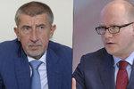 Babiši, odhal příjmy! Sobotka chce od šéfa ANO i omluvu pro Českou televizi
