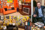 Moderátor Cibulka leze celebritám domů: Tentokrát otevřel dveře vlastního bytu!