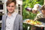 Český Jamie Oliver (22): Nevařím pro peníze, ale protože mě to baví