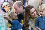 Vánoční válka babiček: Se kterou stráví William a Kate s dětmi svátky?