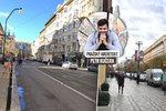 """""""Česká"""" Národní třída a """"německé"""" Příkopy v Praze sváděly boj. Kdo vyhrál?"""