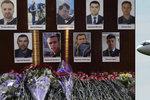 Letoun s Alexandrovci se zřítil, zemřelo 92 lidí. Šlo o nehodu či útok?