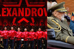 Vzpomínky na Alexandrovce v Česku: Zpívali hrdinům i dceři prezidenta