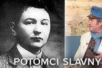 Vnuk Jaroslava Haška (†39) Richard: Děda byl bigamista! Ale bylo mu to jedno
