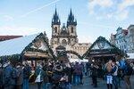 Pražské vánoční trhy na Tři krále končí: V Evropě byly oceněny jako ty úplně nejlepší