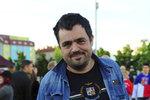 Pavel Novotný se soudí za přejetí chodkyně dodávkou »kůžičkáře« Ládi Hrušky!