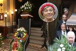 Luba Skořepová (†93): Po ostudě v Národním druhý pohřeb! Selhání Prahy napraví Náchod