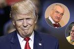 """""""Dej si pozor na Putina."""" Vondra, Schwarzenberg a další politici píšou Trumpovi"""