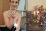 Hvězda Vyprávěj Šteflová: Prostitucí si vydělávala na potrat, teď je znovu těhotná