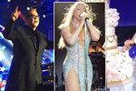Oligarcha vystrojil vnučce (19) milionovou veselku: Přijeli i Mariah Carey a Elton John!