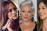 Trendy v barvách a účesech pro rok 2017: Inspirujte se celebritami