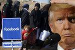"""""""Facebookové komando"""" na falešné zprávy: Jak bude odhalovat hoaxy?"""