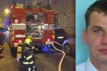 Sbírka pro mrtvého hasiče (†38) a kamaráda: Vždy pomáhal ostatním, pomozme teď jeho rodině!