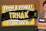 Výherkyně Trháku z Prostějova: 10 tisíc v posledním výtisku!